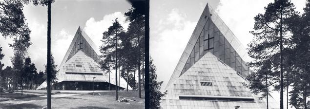 """""""Church of Hyvinkää"""""""