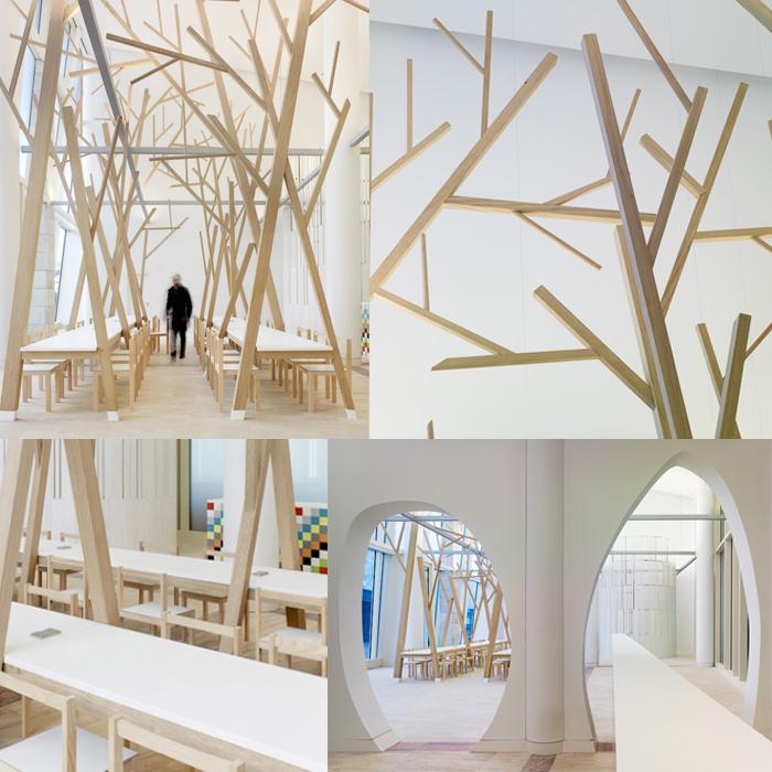 estudio de arquitectura contemporánea español. Galicia.