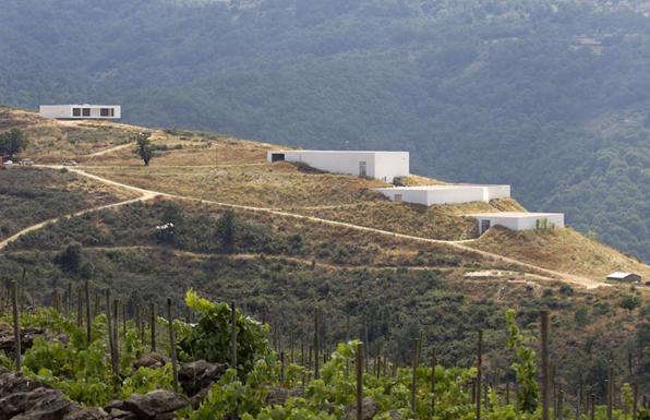 bodegas Dominio do Bibei, Ourense