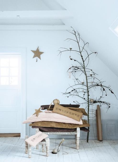 Árbol de Navidad decoración hogar