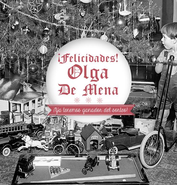 Olga de mena ganadora del cojín ferm living