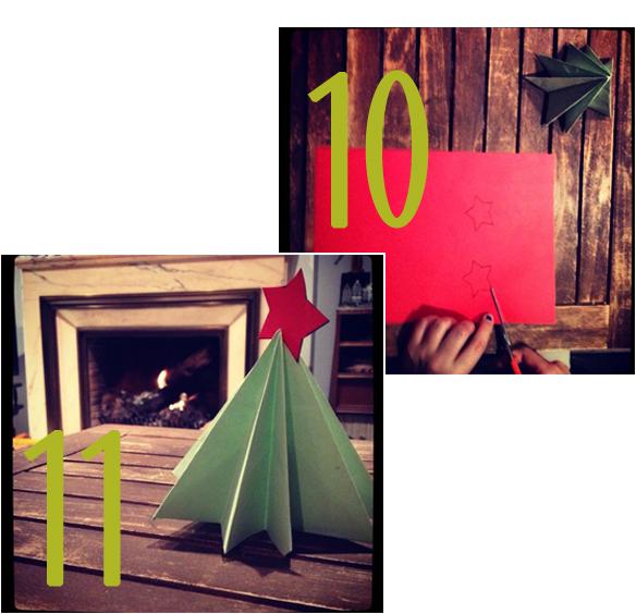 papiroflexia Navidad
