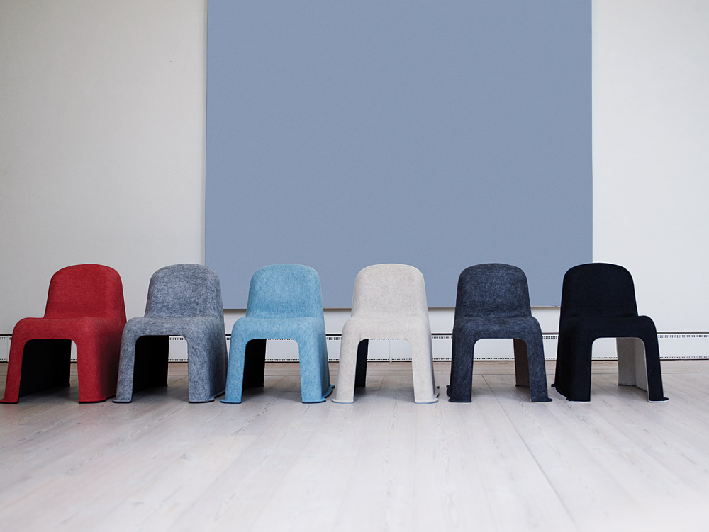 sillas nordicas infantiles