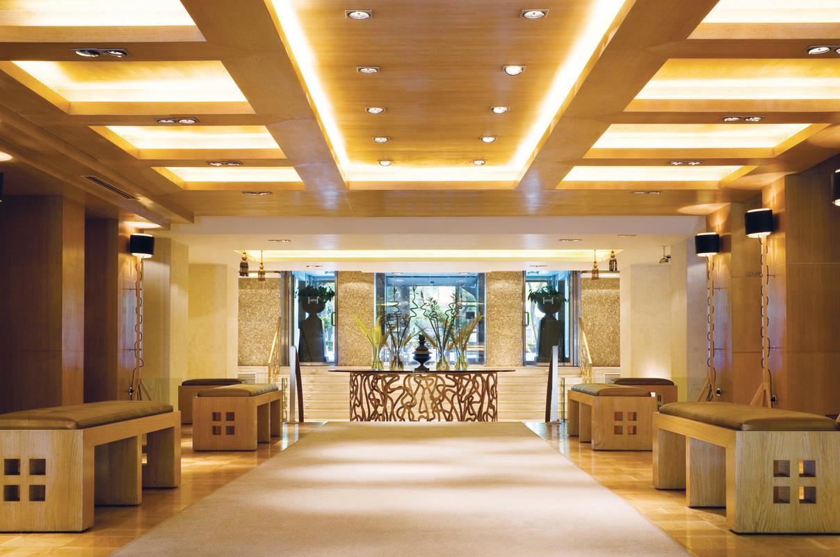 Destacados dise adores de interiores de espa a blog for Designhotel 54