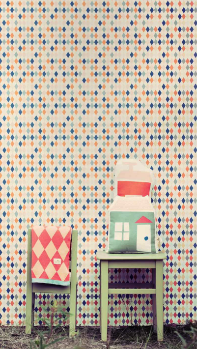 papel de pared ferm LIVING