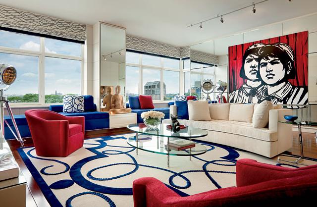Diseño de interiores Geoffrey Bradley
