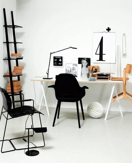 Cute work spaces selection