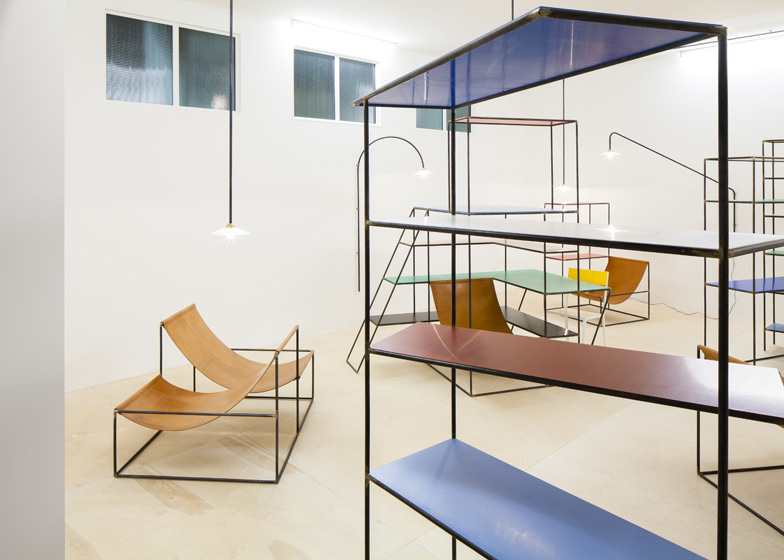 Future Primitives Designed by Muller Van Severen