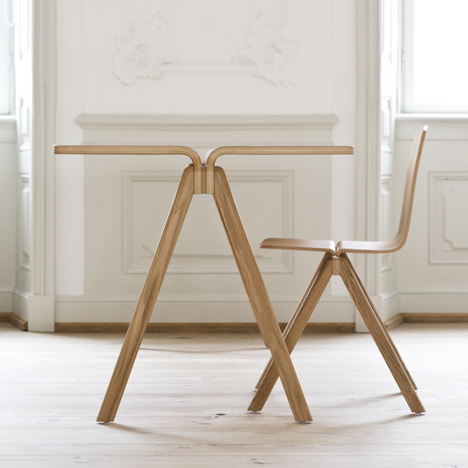 A-Collection Designed by Ronan and Erwan Bouroullec for Hay