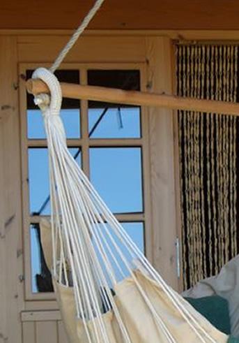 Hamaca Cotton elaborada artesanalmente