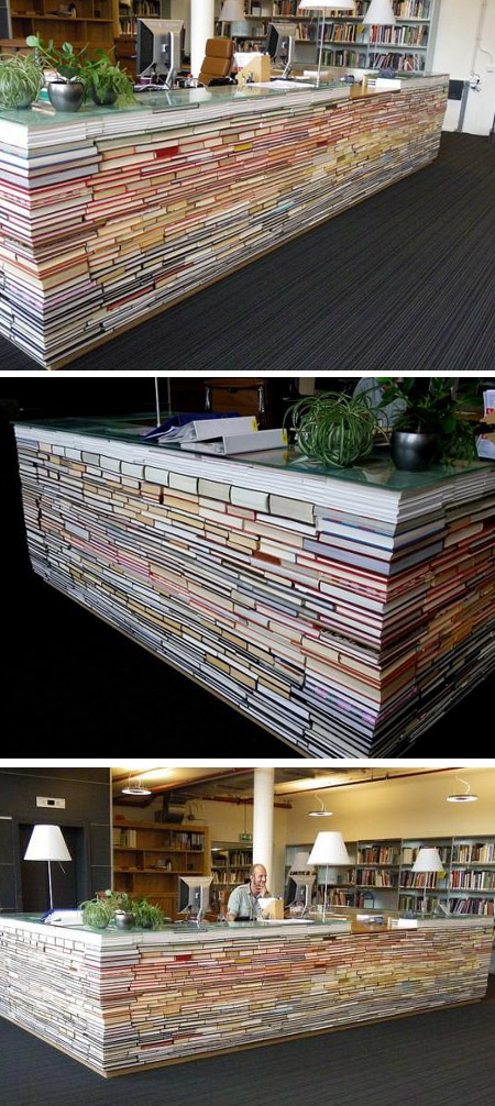 10 most creative furniture inspired by books