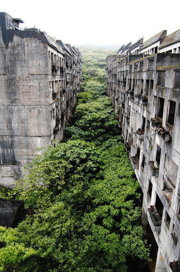 ciudad abandonada de keelung en taiwan