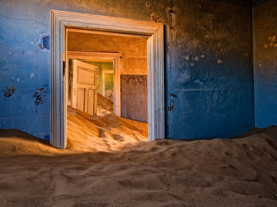 30 lost places in the world