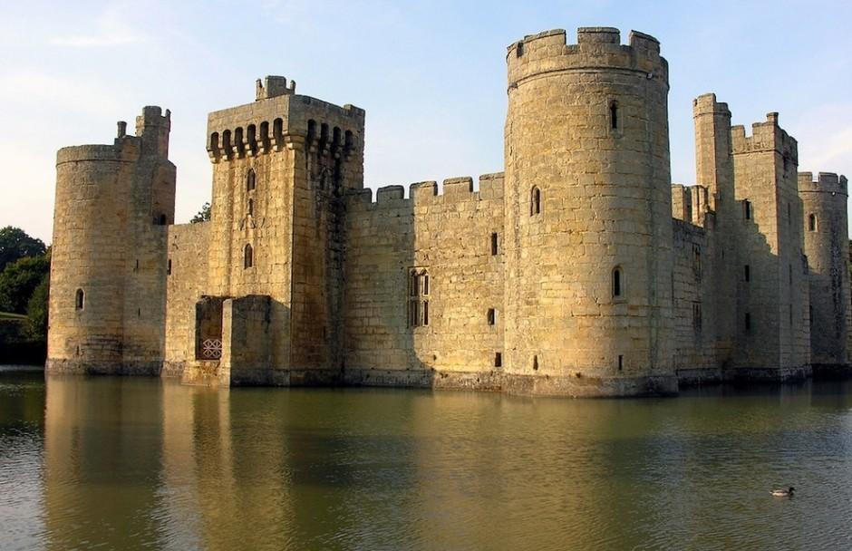 maravilloso castillo abandonado