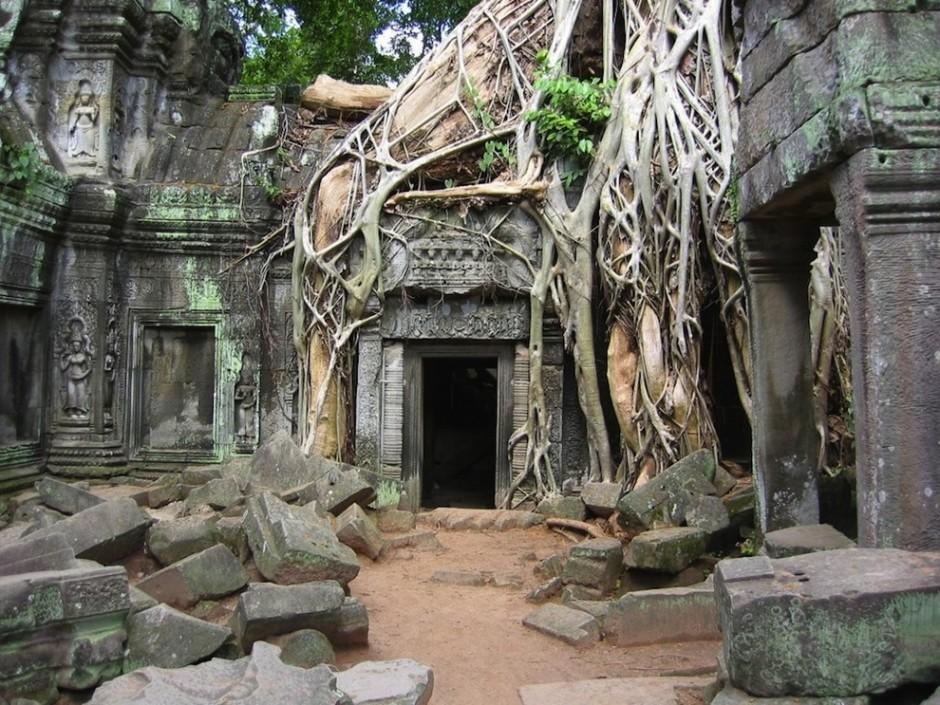 los lugares abandonados del mundo más maravillosos