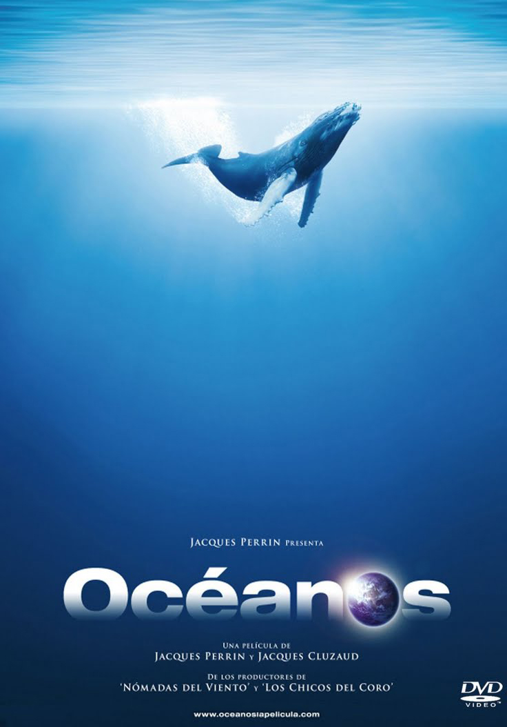 Documental Océanos