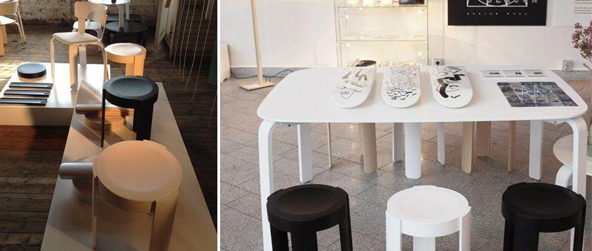 Selección de piezas de One Nordic Furniture en Ottoyanna