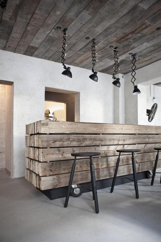 Cocina y decoración escandinava copenaghen höst